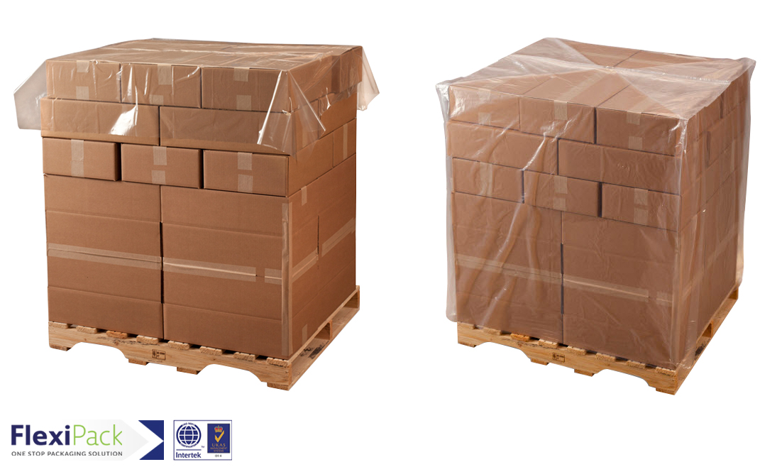 SQUARE TYPE COVER BAG & LDPE / HDPE BAG</br>ถุงมุ้ง HDPE และ LDPE 1